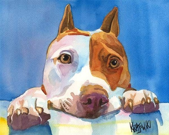 Rudy Watercolor