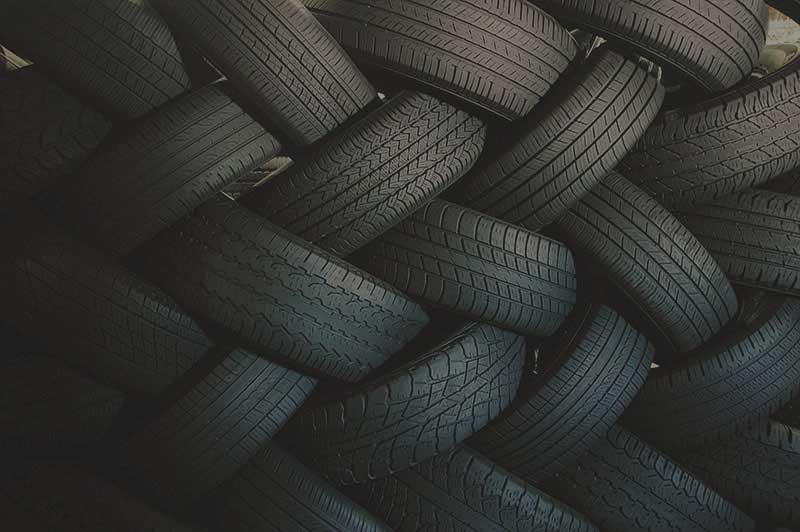 Used Tire City website design